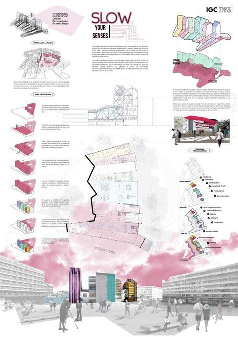 tavole di concorso architettura impaginazione tavole tutte le tecniche per un layout