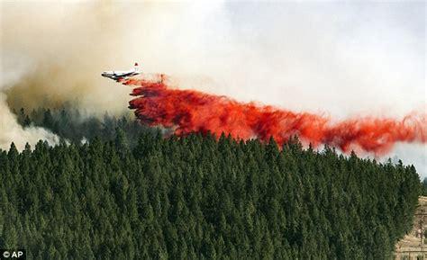 Landscape Rake Spokane Eastern Washington Fires Destroy Homes And