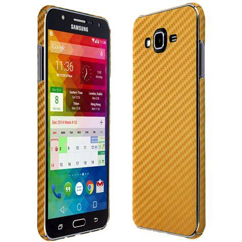 Samsung J7 Warna Gold Skinomi Techskin Samsung Galaxy J7 Gold Carbon Fiber