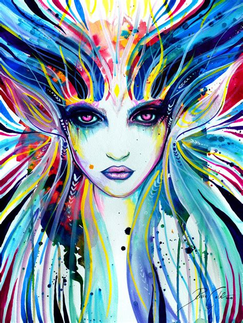 goddess of color goddess of colours by pixiecold on deviantart
