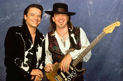 art honoring stevie ray vaughan  jimmie vaughan planned  dallas billboard