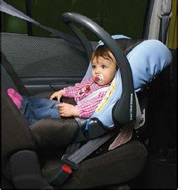 comment mettre un siege bebe dans la voiture comment choisir un si 232 ge auto institut national de la