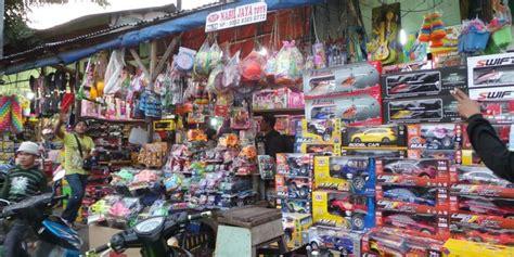 Karpet Di Pasar Gembrong pedagang rumahan di pasar gembrong tak masuk penertiban