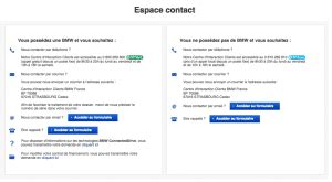 Bmw Motorrad France Service Client by Adresse Service Client Bmw France