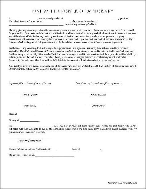 power of attorney template 25 best ideas about power of attorney form on