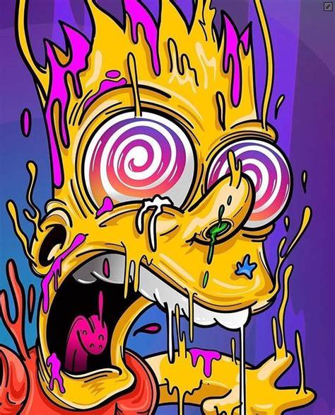 pin  duhhh  drawings   simpsons art cartoon