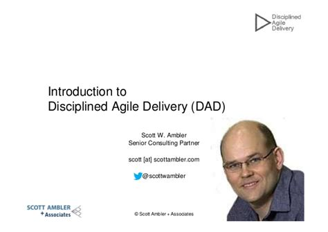 introduction to disciplined agile delivery 2nd edition a small agile team s journey from scrum to disciplined devops books introduction to disciplined agile technology