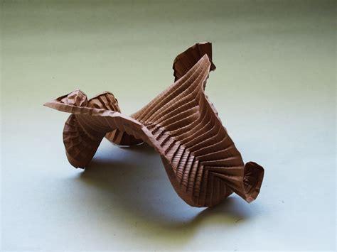 organic origami gallery pleat tessellations beyond