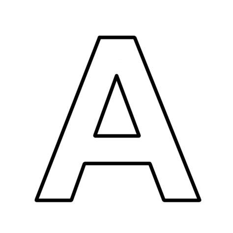 lettere a lettere e numeri lettera a statello maiuscolo