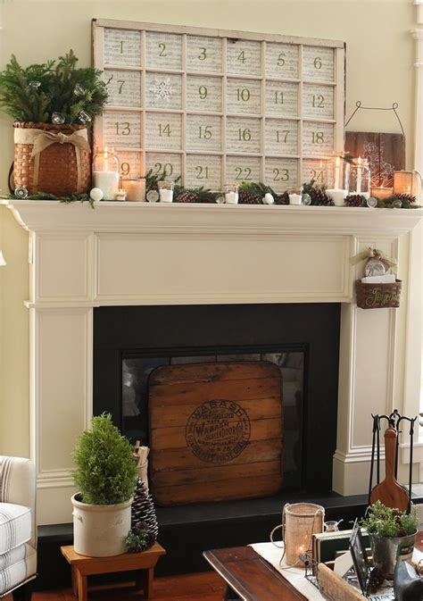 7 chic decorating ideas for your mantel mantels mantels 807 best images about christmas mantels on pinterest
