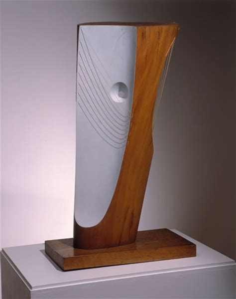Wood And String - wood and strings sculptures barbara hepworth