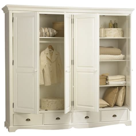 Armoire Une Porte Penderie by Armoire Penderie 4 Portes 4 Tiroirs Www Catagene Fr