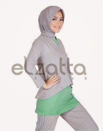 Baju Senam Wanita Muslim 20 trend fashion baju muslim senam terbaru 2015
