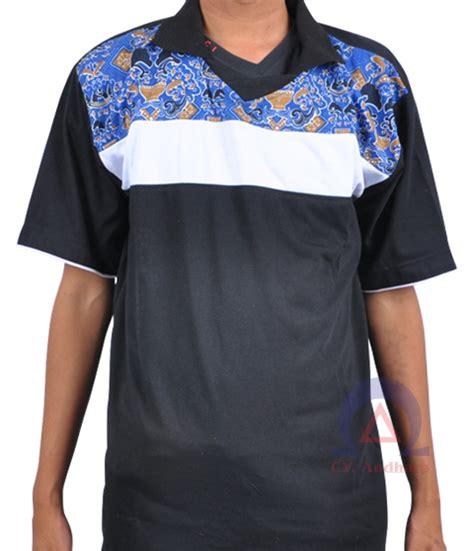 Kaos Saya kaos sport batik cv andhara