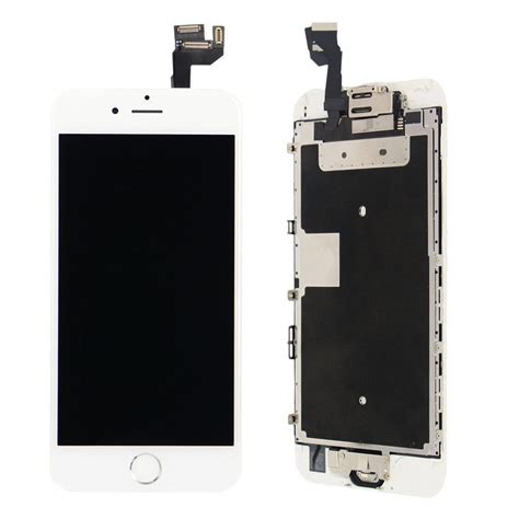 apple original quality iphone  white screen replacement