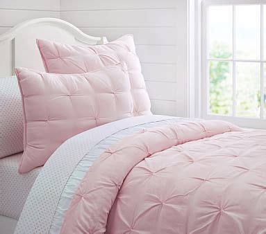 pale pink bedding light pink bedding pottery barn kids