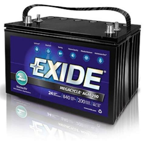 exide trolling motor battery best trolling motor battery reviews 2017 in depth comparison