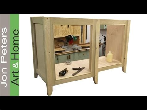 How To Build A Bathroom Cabinet by How To Build A Bathroom Vanity Cabinet Part 1