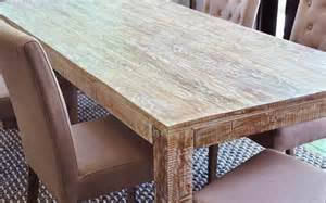 lime washed oak dining table reclaimed teak lime wash dining table 82 inches