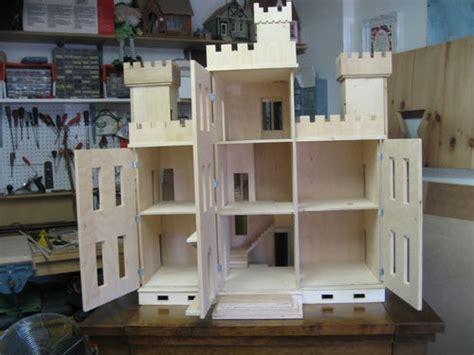 doll house castle dollhouse thornhill castle 1 quot scale castles dollhouses and ebay