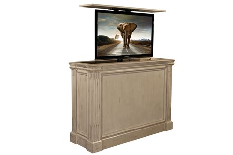 tv cabinet pop up tv cabinet transitional tv