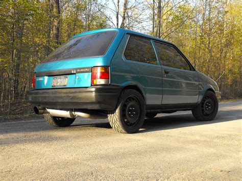 theone originals s 1993 subaru justy in king ferry ny