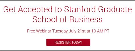How Is It To Get Into Stanford Mba by Understanding Stanford Gsb S Value Of Intellectual