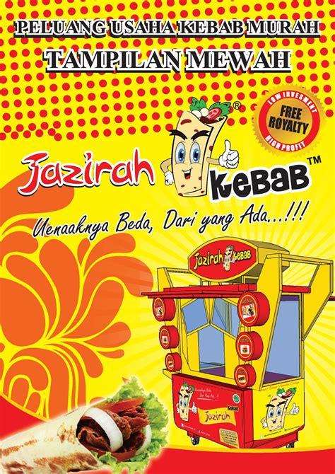 membuka usaha franchise jazirah kebab waralaba kan