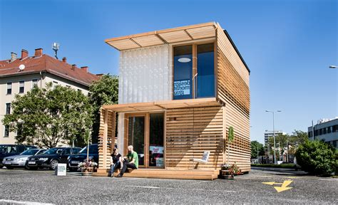seecontainer haus mobile homes a transforming shipping container house