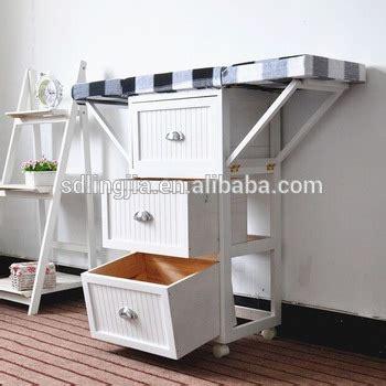 Meja Setrika Berdiri grosir papan setrika lipat kayu meja setrika dengan