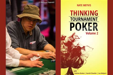 how to in every tournament volume two books pokernews book review thinking tournament volume 2