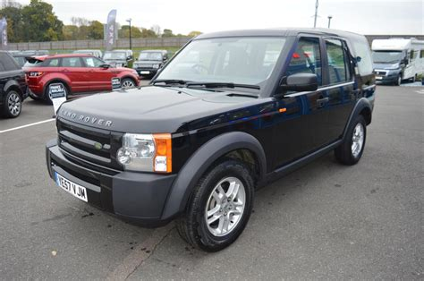 how does cars work 2007 land rover discovery security system used 2007 land rover discovery 3 tdv6 2 7 diesel 6 speed manual 5 seats 5 door 4x4 for sale in