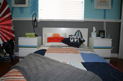 surf themed bedroom kiko s surf themed bedroom project nursery