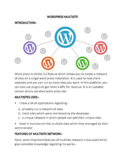 multisite template multisite authorstream