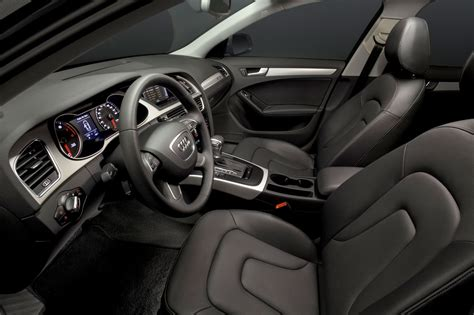 Audi A4 Interior 2013 by Audi A4 2013 Cartype
