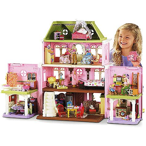 loving family doll house furniture walmart