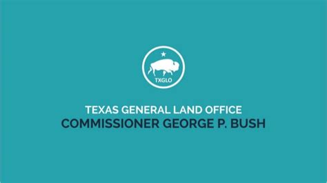 General Land Office by General Land Office George P Bush