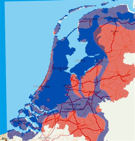netherlands flood map talk flood in the netherlands wikiwand