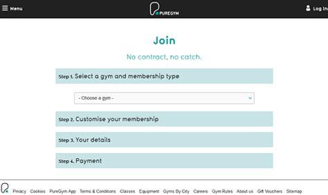 puregym  la fitness customer service contact