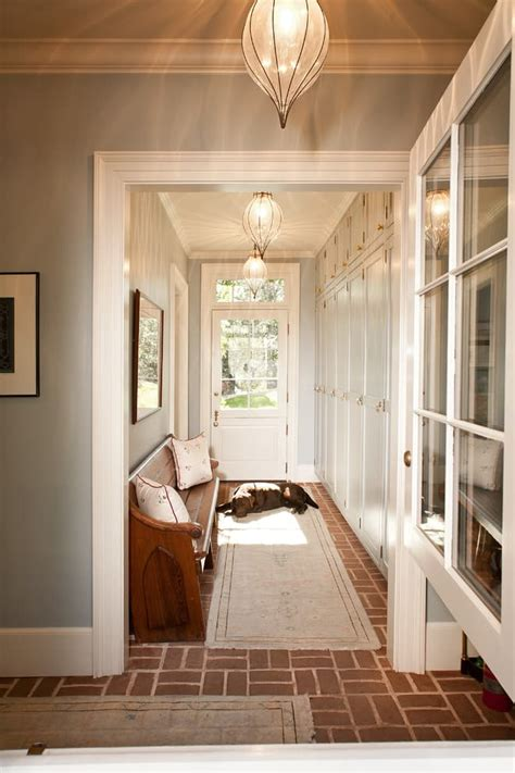 small entryway ideas narrow hallways  ways  decorate