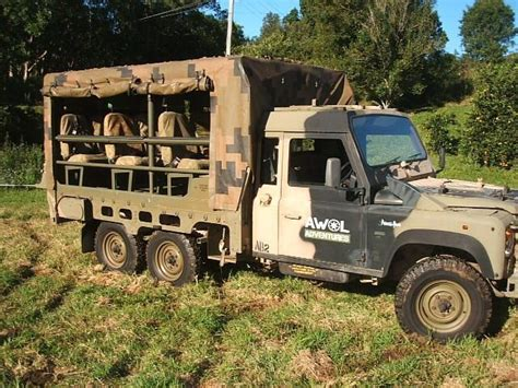 land rover 110 6x6 for sale