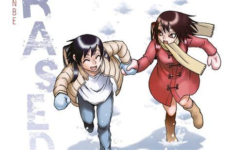 erased anime avis erased tome 2 224 5 notre avis mangas animes