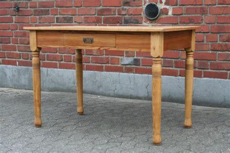 weichholz tisch echte antiquit 228 ten antike m 246 bel wohnpalast magazin