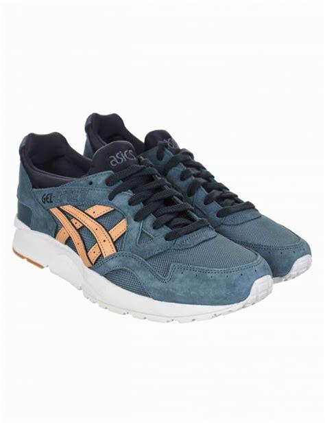 Asics Gel Lyte V Blue Mirage Sepatu Asics Gel Lyte Kado Sepatu asics gel lyte v shoes blue mirage sand veg pack