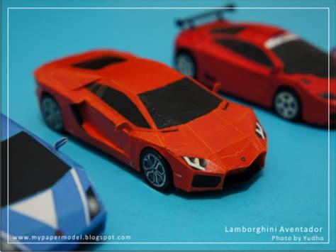 Lamborghini Papercraft - papercraft and papermodel lamborghini aventador lp700 4