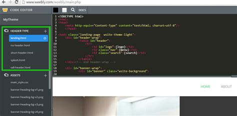 html themes for weebly 去除 weebly 擾人的 footer weebly in 3 min 攻略大全
