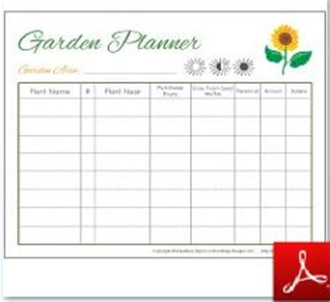 garden planner free printable the old farmers almanac garden planner frequently asked
