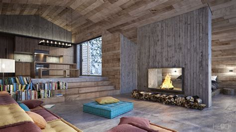 rustic interieur two exles of industrial modern rustic interior design