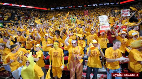 naismith student section of the year vote for cyclone alley in naismith student section award