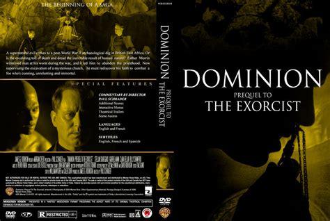 film dominion exorcist dominion prequel to the exorcist movie dvd custom